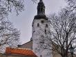 La torre de la Catedral de Santa María, Tallin