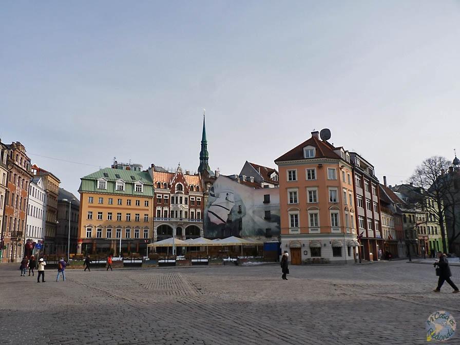 Plaza de Riga