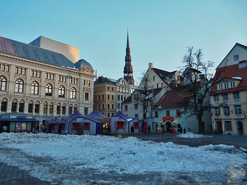 El hielo no nos abandona, Riga