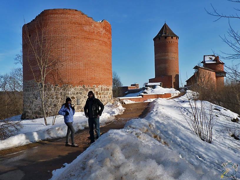 Castillo de Turaida, Sigulda
