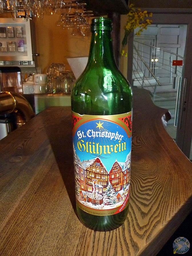 Es una cerveza muy navideña, no?