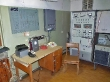 Sala de comunicaciones del bunker, cerca de Ligatne