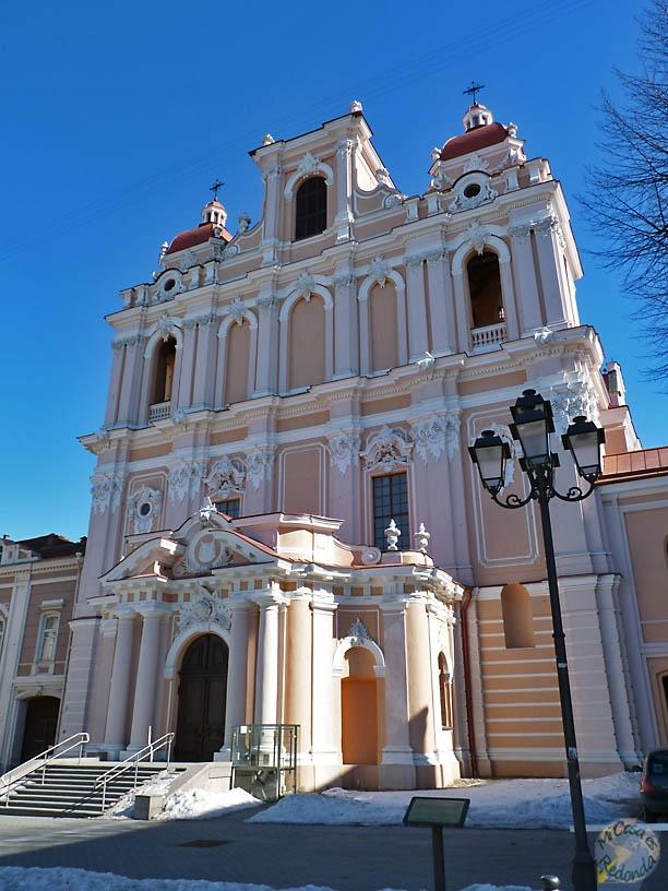 Iglesia de San Casimiro, Vilnius