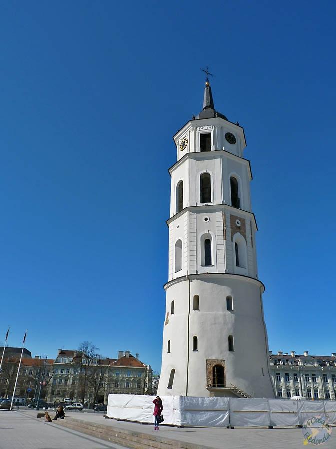 Torre de la Catedral, Vilnius