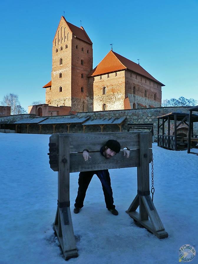 Tarde o temprano me tenía que ocurrir, Trakai