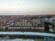 La tarde se cierne sobre Vilnius