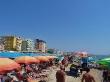 Durres, infierno hecho playa