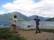Zona de los lagos, el Bolsón