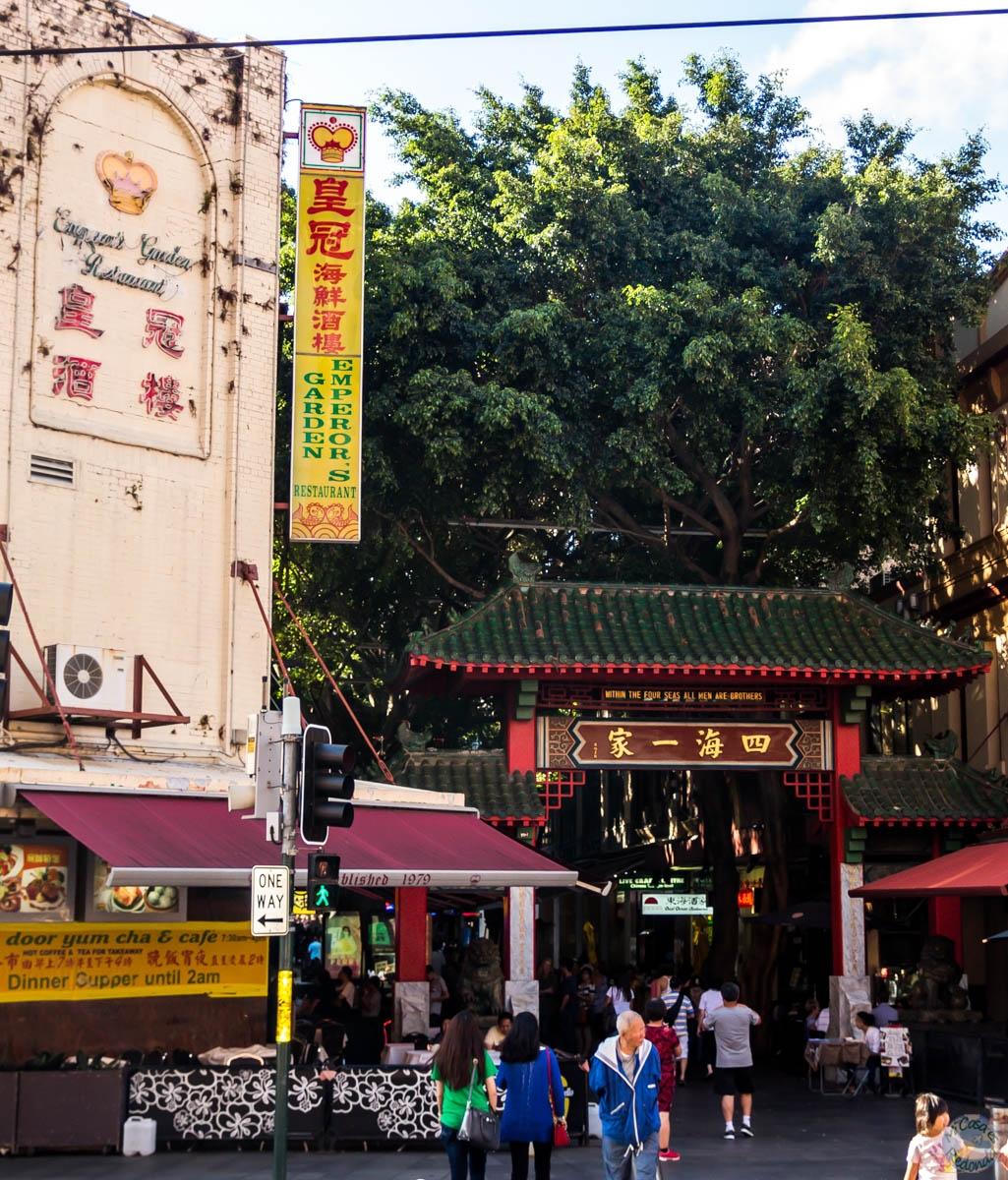 Chinatown, Sydney