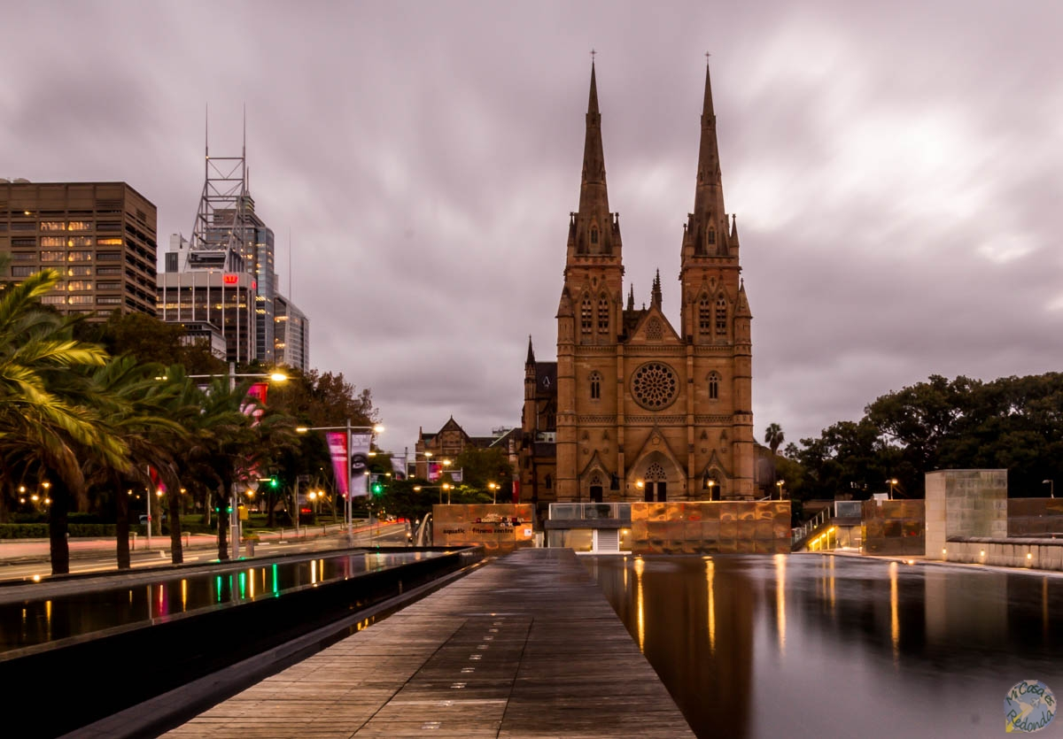 Catedral de St Mary, Sydney