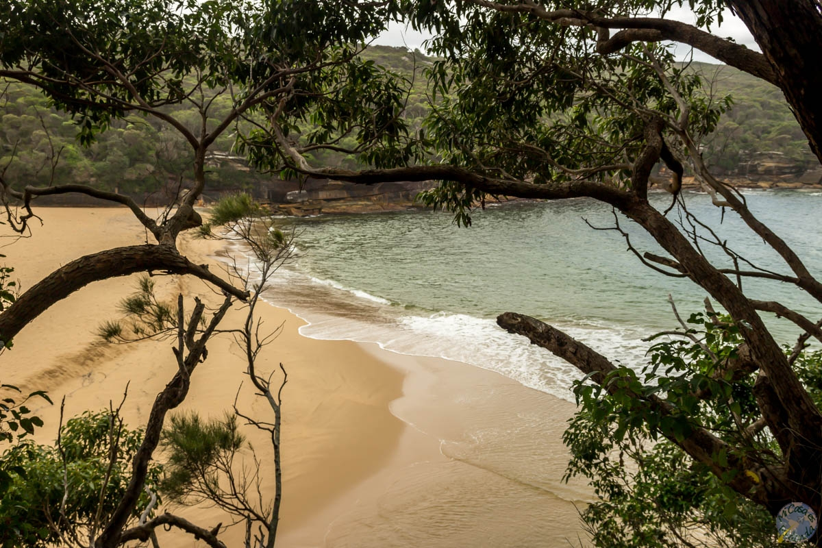 Playa de Wattamolla, Royal National Park