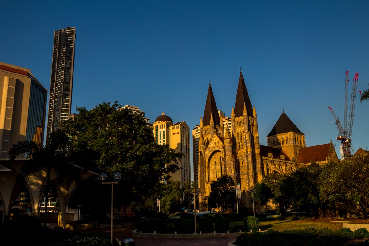 Catedral de Brisbane