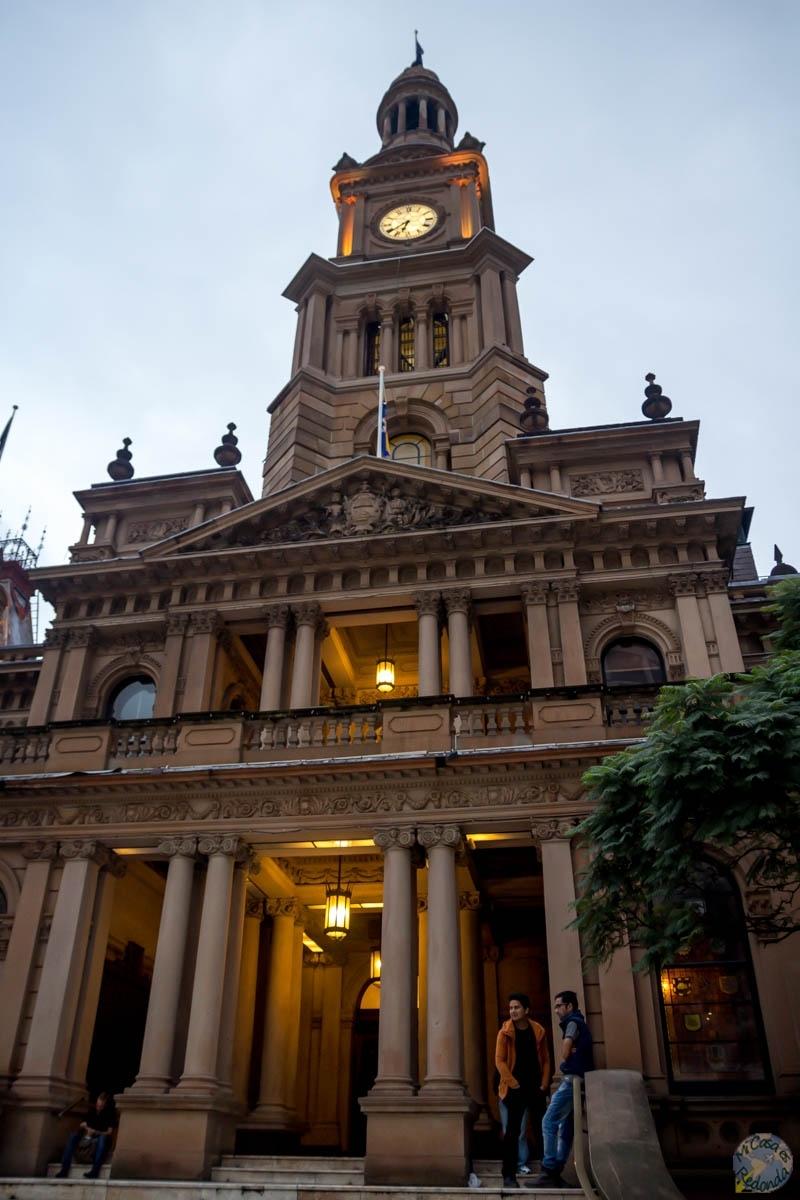 Town Hall, Sydney