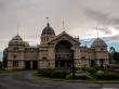 En los Carlton Gardens, Melbourne