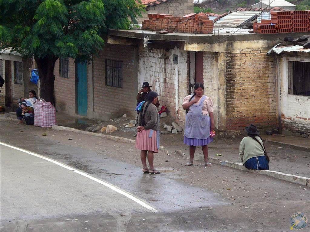 Entre carreteras bolivianas