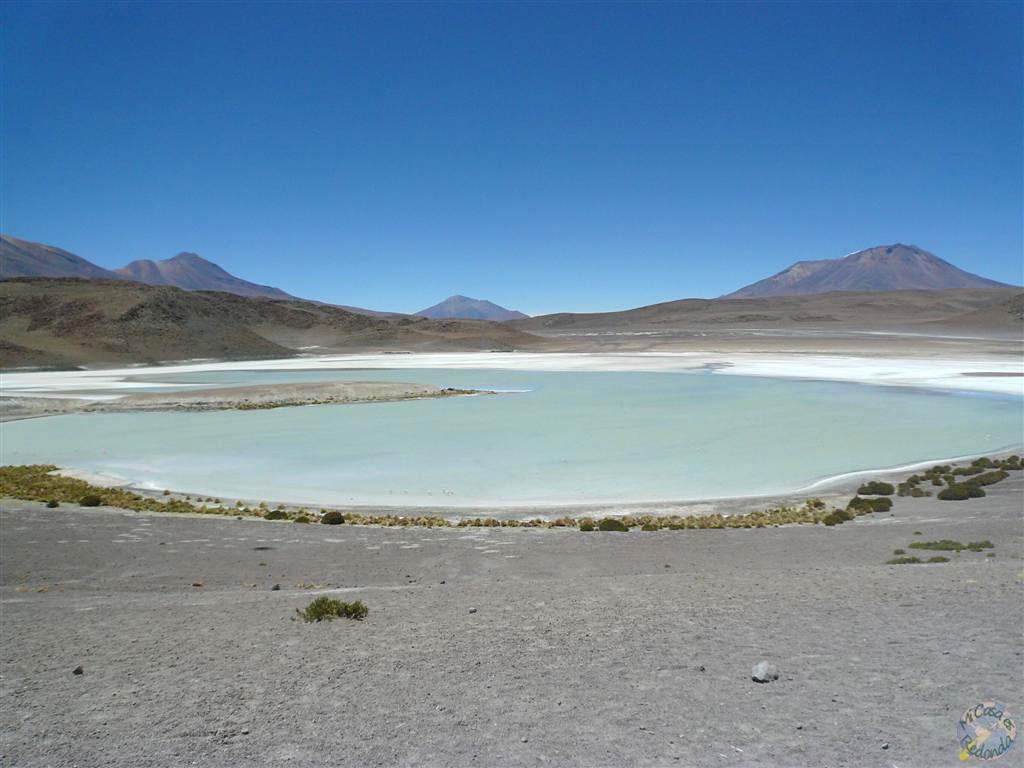 Laguna Verde, Uyuni