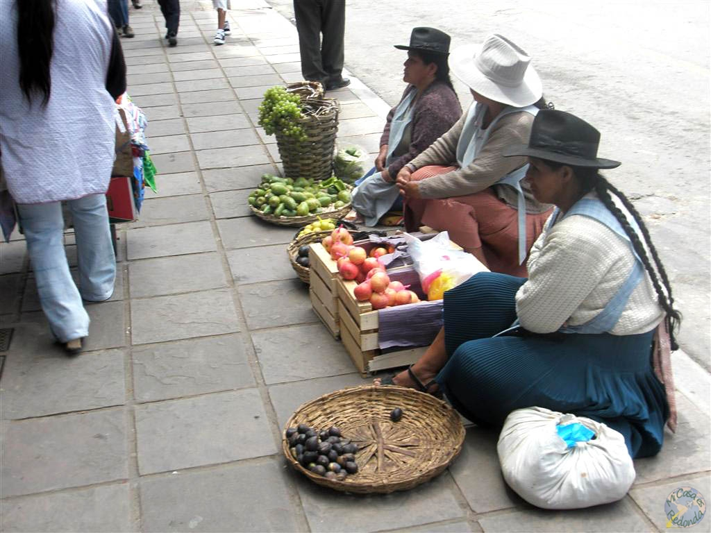 Calles de Sucre