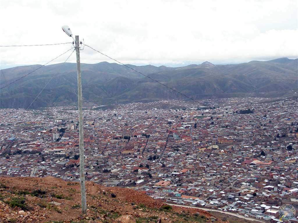 Vistas de Potosí