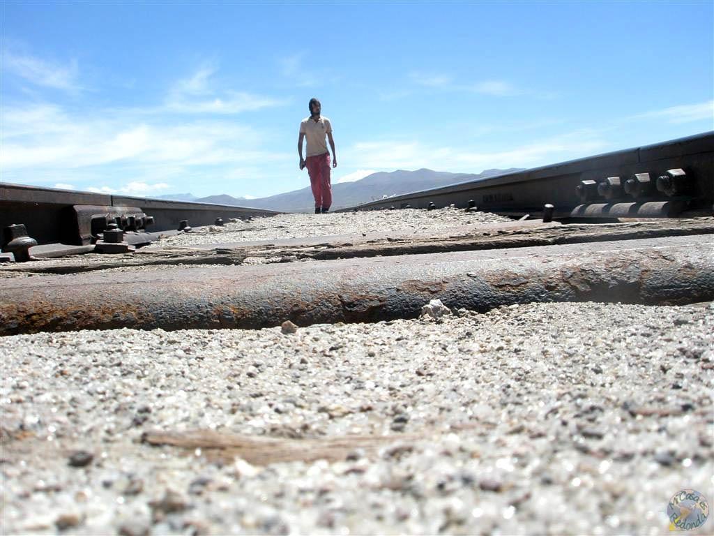 Caminando hasta el infinito