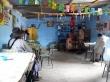 Uno de mis sitios de comida usuales en la Paz, menús baratos