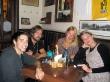 Con Meike, Jonathan y Molly, de bares en Sucre