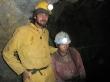 Lamentables condiciones en las minas