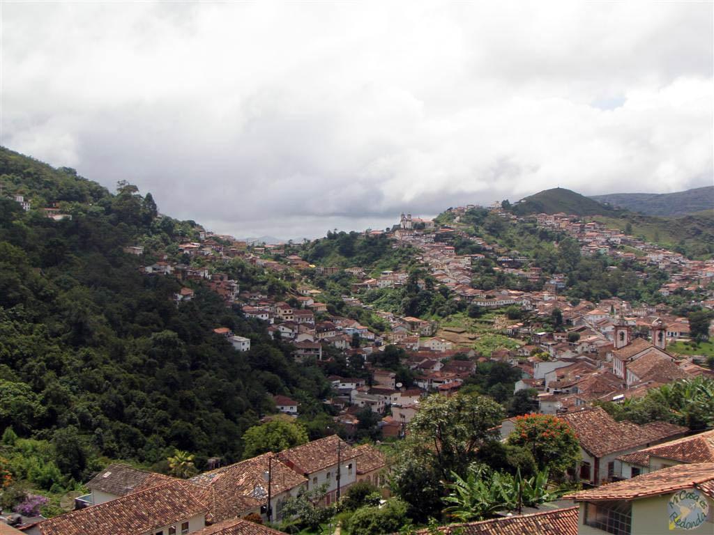 Ouro Preto en Minas Gerais