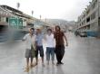 En el sambodromo de Rio de Janeiro