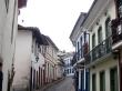 Calles de Ouro Preto