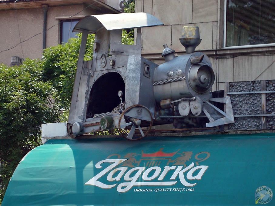 El tren de hojalata