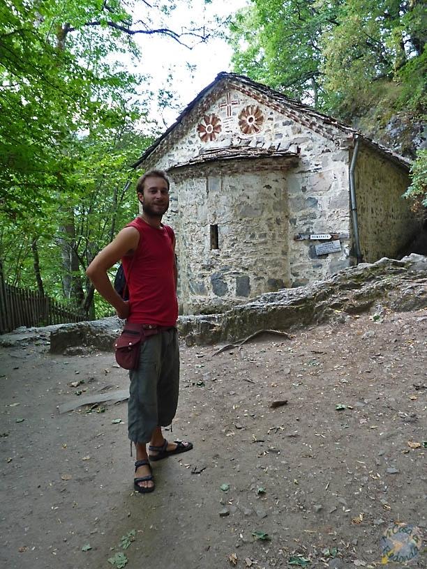 Pequeña ermita