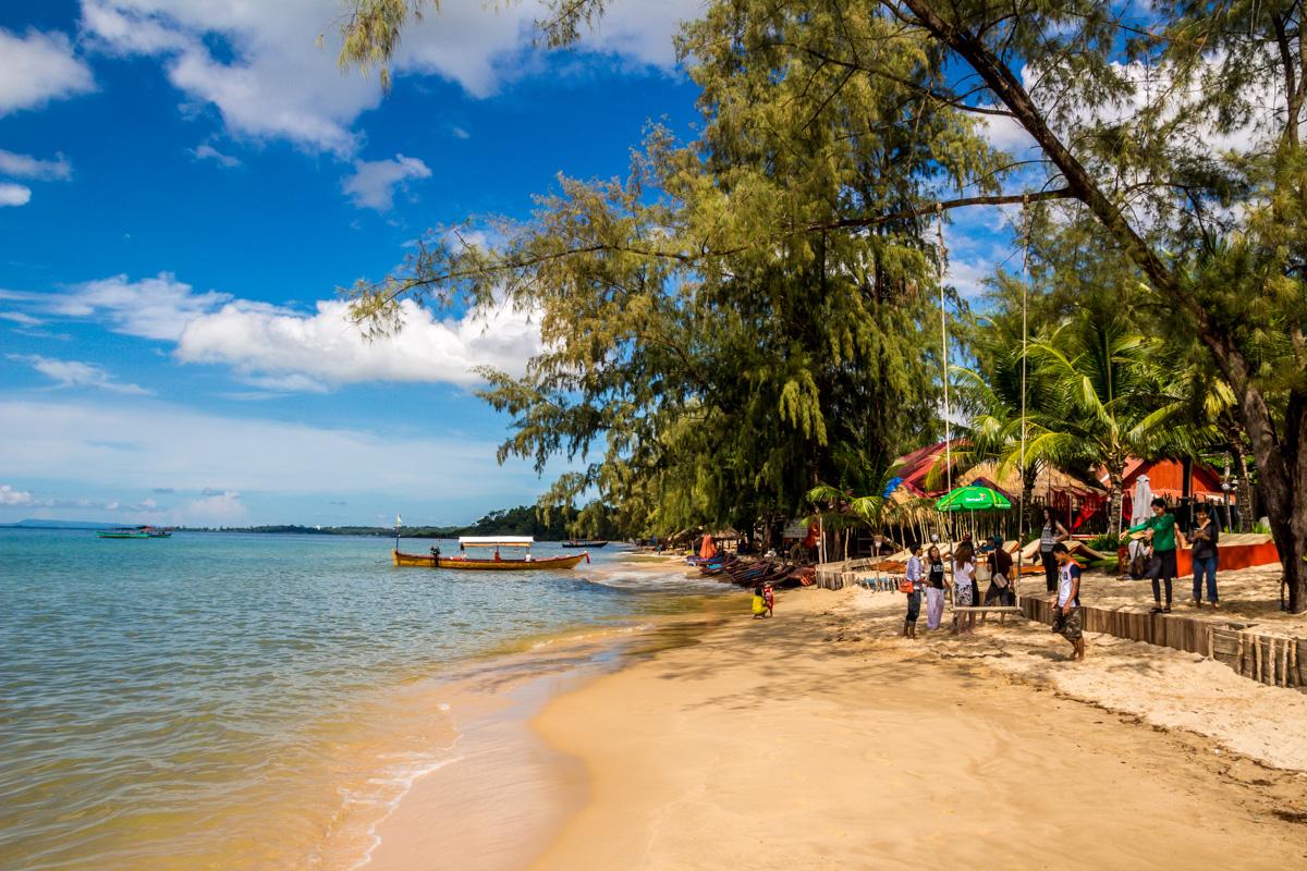 Playa de Otres, Sihanoukville