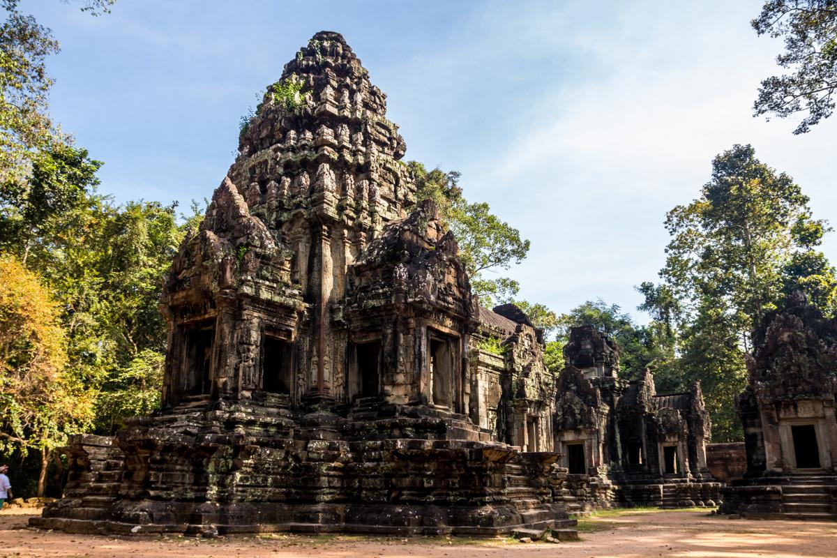 Thommariom, Angkor