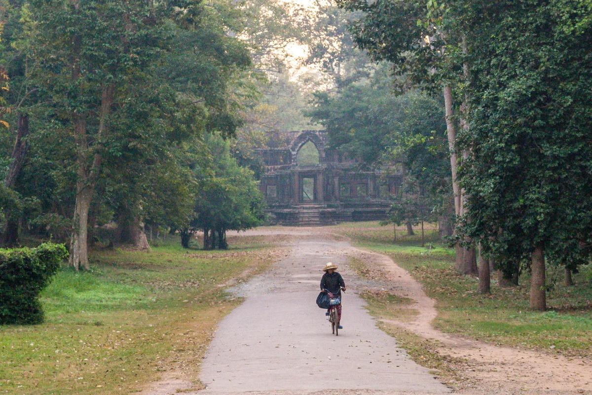 Carreteras de Angkor