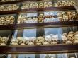 Más de 5000 calaveras en el interior de esta stupa, Choeung Ek
