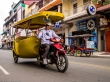 Tuk tuk del futuro, Phnom Penh