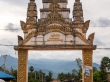 Caminos en los alrededores de Kampot
