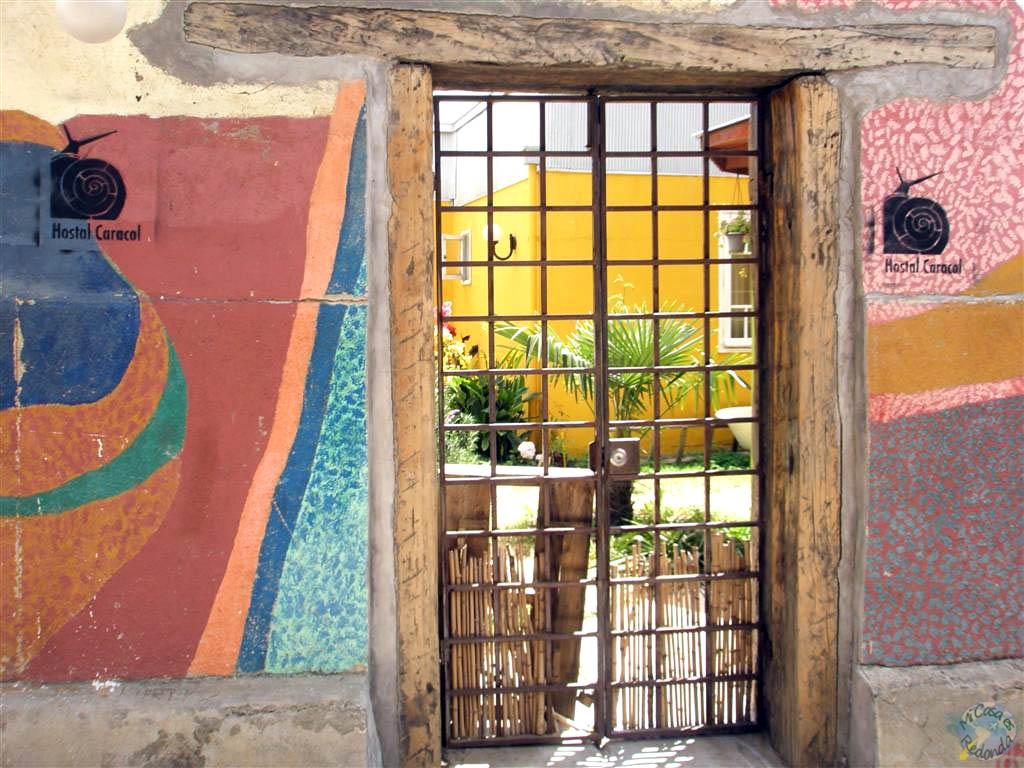 Casa Caracol, Valparaiso
