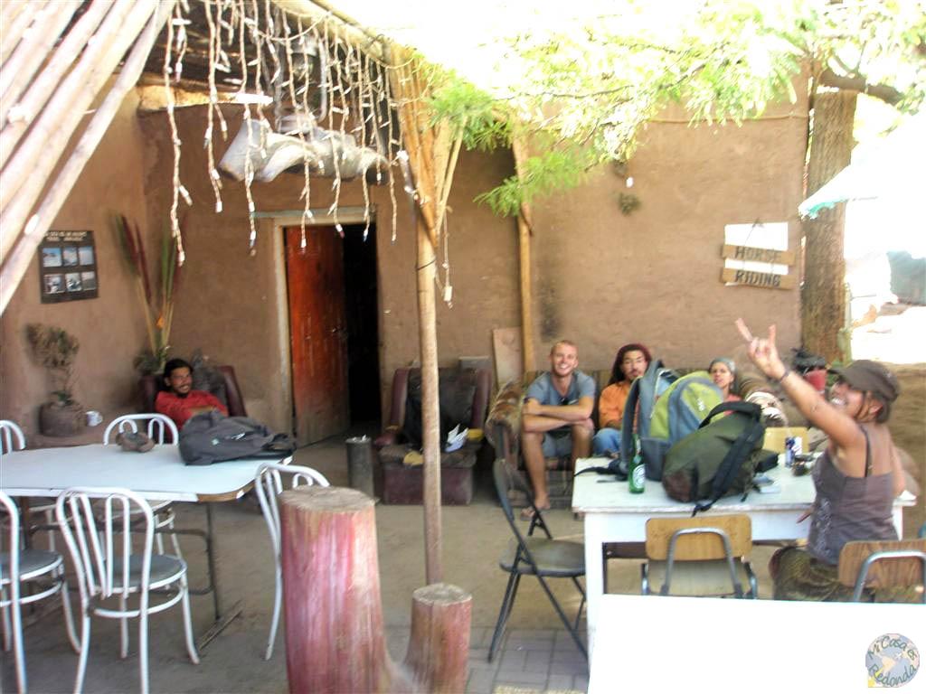 Camping-hostal de San Pedro de Atacama