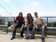 Con David y Silvia en Valparaíso