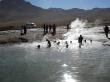 Aguas termales en Atacama