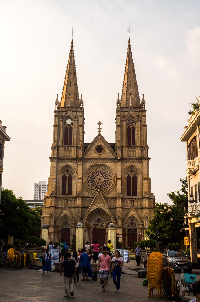 Catedral de Guangzhou