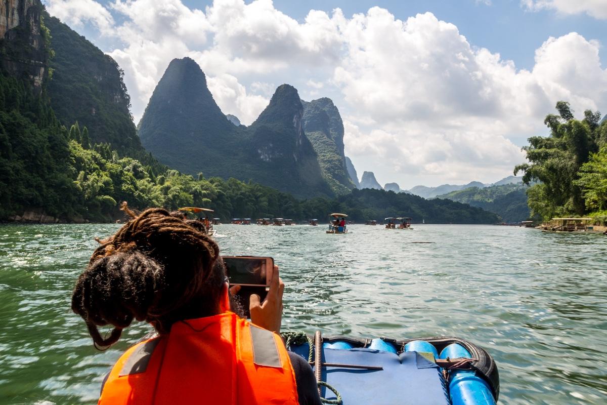 Foto de foto, Li River