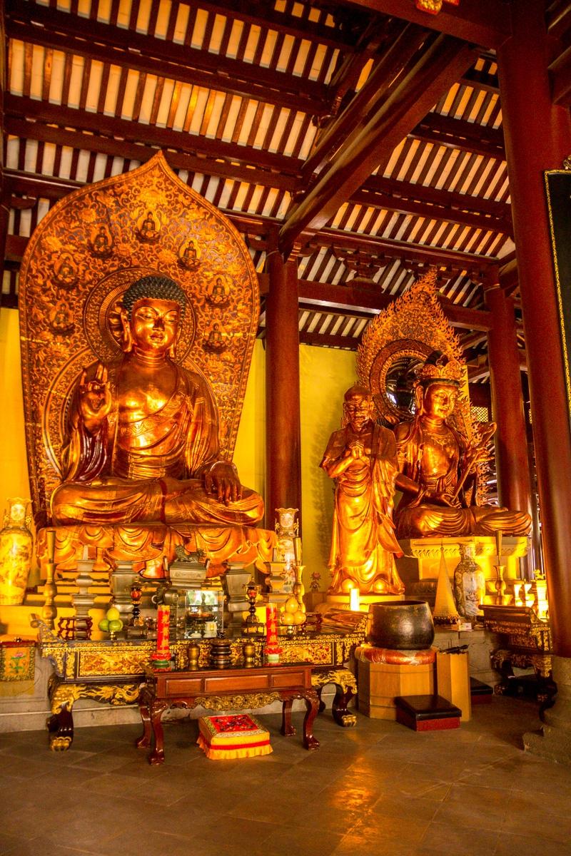 Budas en Guangzhou