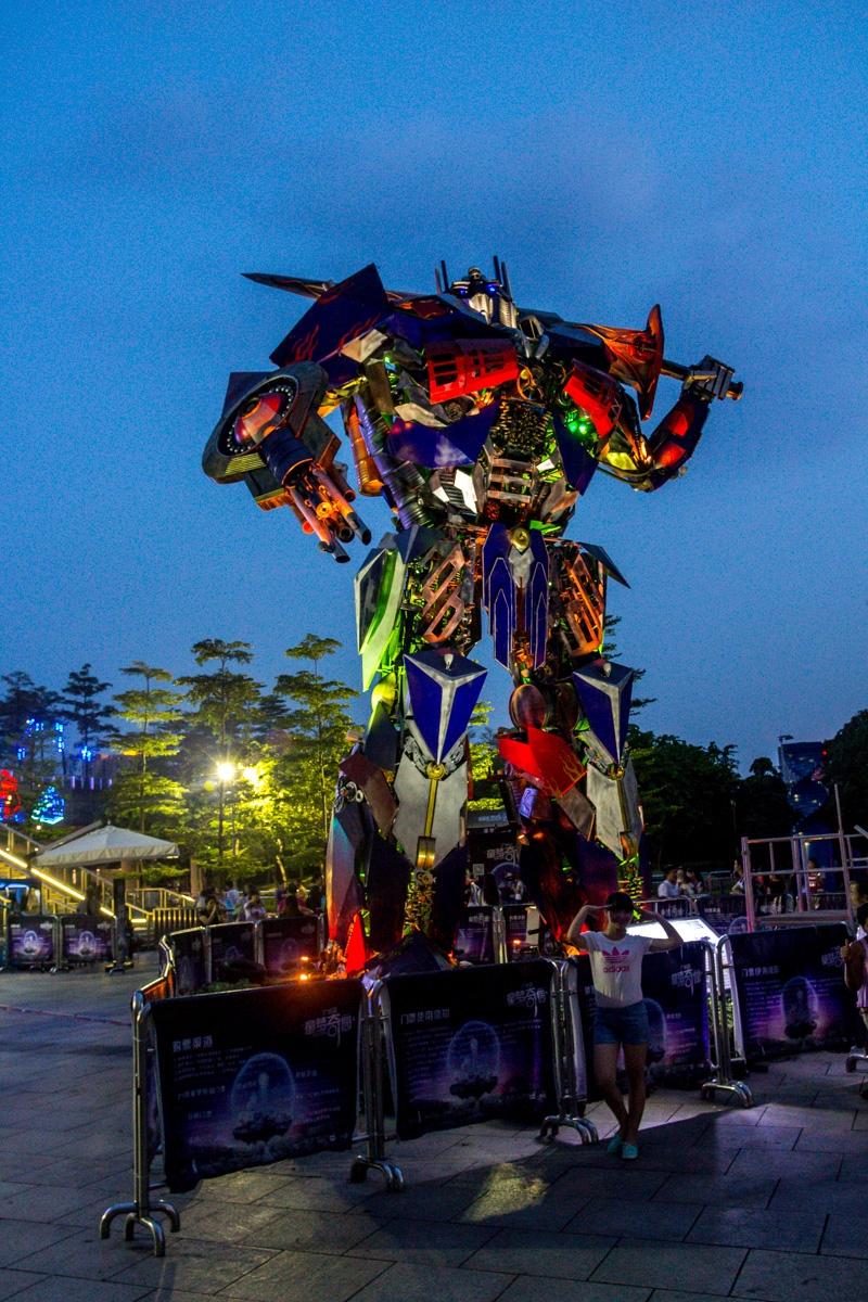 Transformer porquesí