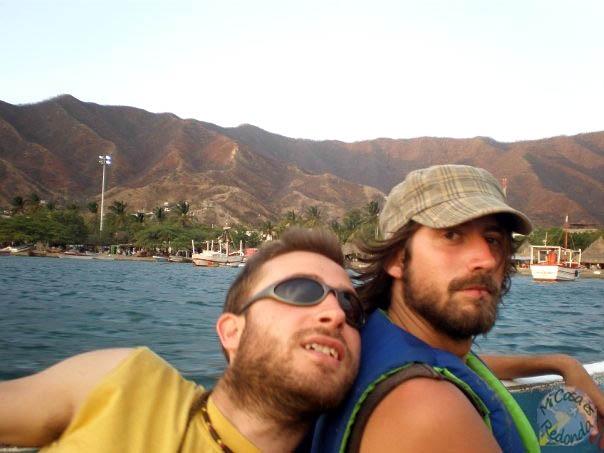 De tour por las islas del Rosario