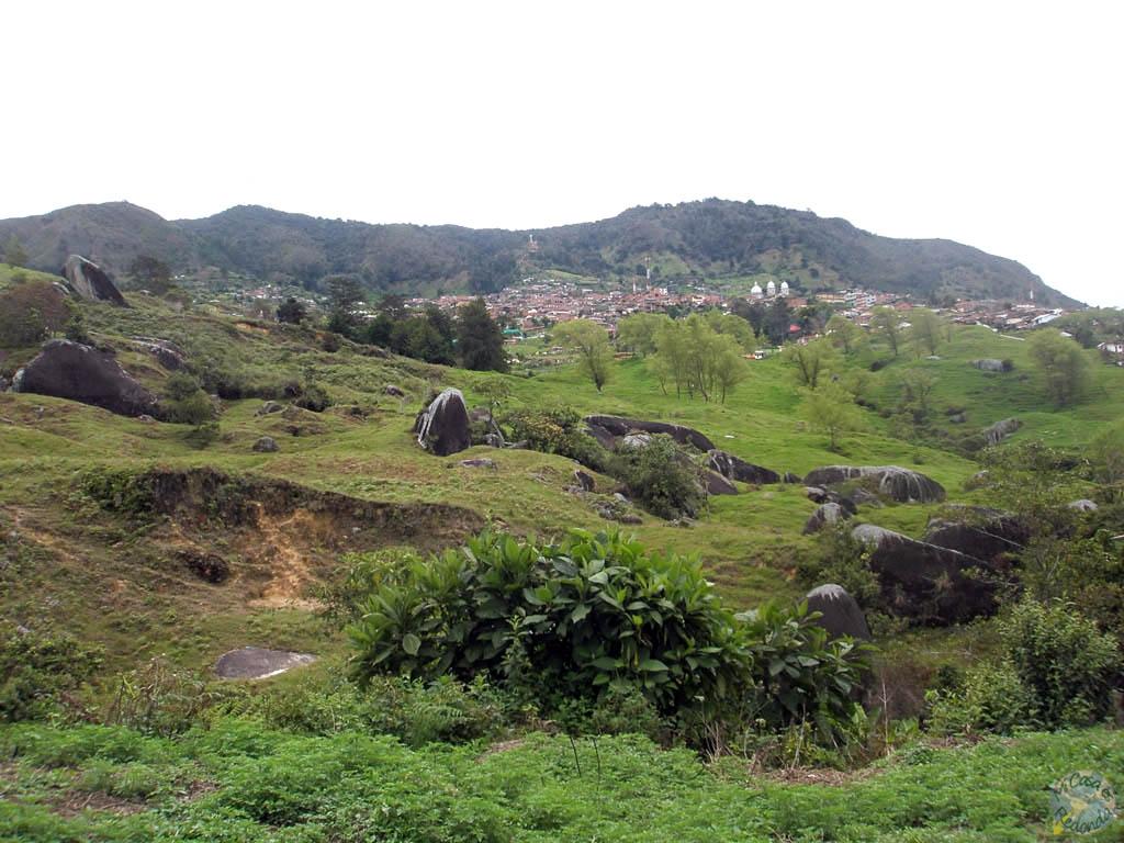 Paisajes colombianos