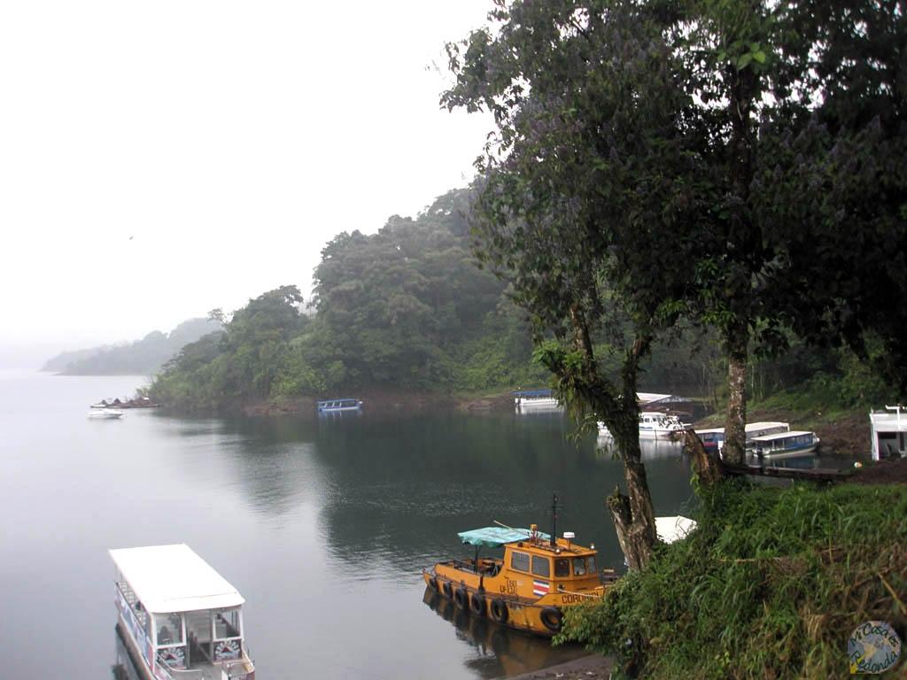 Transbordador por el interior de Costa Rica