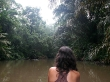 Entre canales, alrededores de Tortuguero