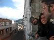 Con Anna y Javi en Quito